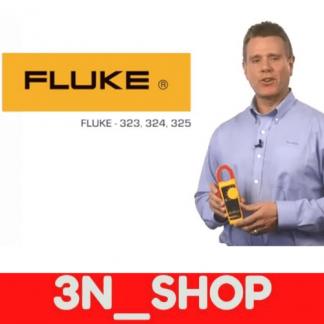 Fluke 325 True-rms Clamp Meter 3N SHOP
