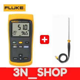 Fluke 51-2 Handheld Digital Probe Thermometer 3N SHOP