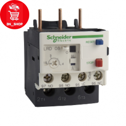 Schneider LRD10 thermal overload relays  4...6 A - class 10A 3N SHOP